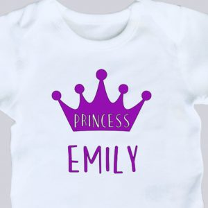 Personalised Princess