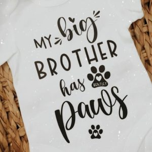 My Big Brother Has Paws