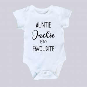 Auntie/Uncle is my favourite